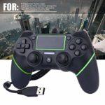 Manette de jeu sans fil Bluetooth pour console, PC, ordinateur portable, ordinateur de jeu, manette de jeu pour manette de PS4 (couleur : 3)