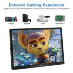 2K Moniteur portable 2K 2560 x 1600 10,1″ 2K IPS, USB C Gaming Monitor pour PS3 PS4 Xbox XBOX360 ordinateur portable MacBook