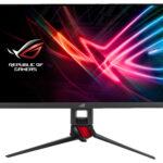 ASUS ROG XG279Q – Ecran PC gaming 27″ WQHD – Dalle IPS – 170Hz – 1ms – 2560×1440 – 400cd/m² – Display Port, 2x HDMI et 2x USB – Nvidia G-Sync – Haut-parleurs – ELMB – Display HDR 400