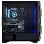 PCSpecialist Prism-X Pro PC Gamer – Intel® Core™ i7-11700 2,50 GHz 8-Core, 16 Go RAM, 6 Go GeForce RTX 2060, 1TB M.2 SSD