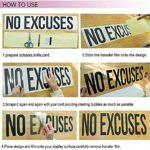 Sticker Mural Vinyle Décoration Murale Crâne Joueur Gamer Jeu Vidéo Décoration 40X83Cm