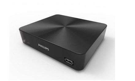 Philips Media Player UHD 880 bringt 4K-Streaming-Dienst auf UHD TV