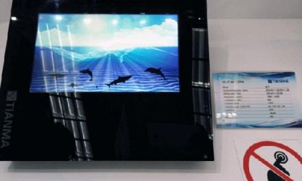 CITE 2016: Tianma zeigt 8K Flachbild-Display