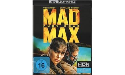 Sonopress: Zertifizierung für Ultra HD Blu-ray mit 100 GB