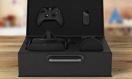 """Xbox VR: Neue Xbox 4K Konsole """"Scorpio"""" für Virtual Reality"""