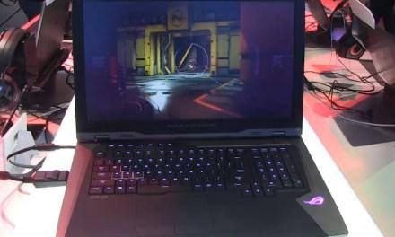 Computex 2016: Weltweit schnellster Gamer-Laptop Asus GX800