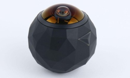 360fly 4K: Ultra HD Panorama Kamera mit 360-Grad-Funktion