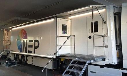 NEP Switzerland: Neuer 4K-Ü-Wagen für TV-Produktionen