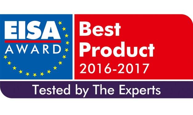 EISA Awards 2016-2017: Sony, Panasonic & Co. räumen ordentlich ab
