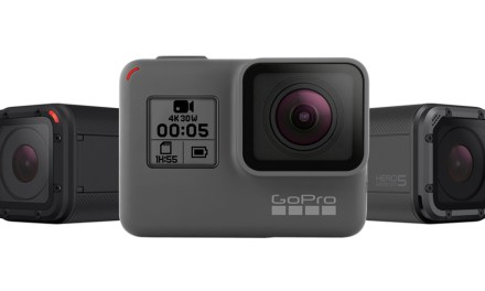 GoPro Hero 5 kann zehn Meter tief tauchen