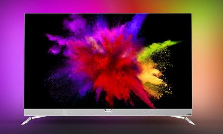 Philips 901F: 55″ 4K-OLED TV mit Ambilight & HDR auf der IFA vorgestellt