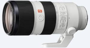 Nein nein - kein Canon! Das Sony 2,8 70-200!