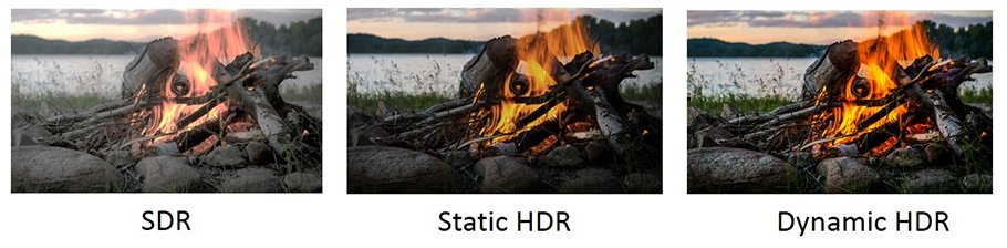 Dynamisches HDR