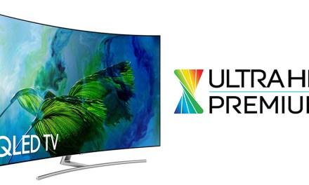 Zwei Zertifikate bescheinigen Samsung QLED-TVs Bestnoten