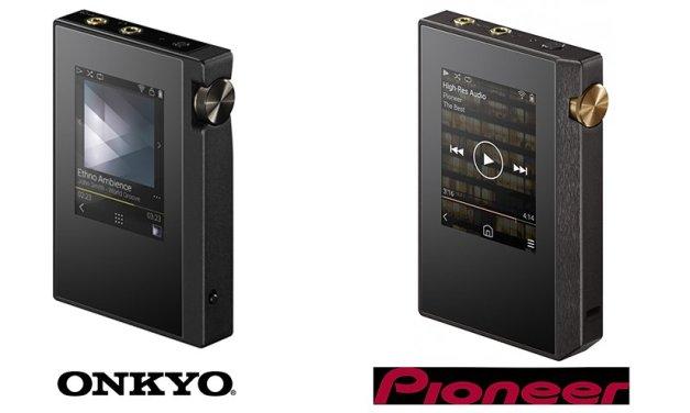 Onkyo und Pioneer stellen zweite Generation von Digital Audio-Playern vor
