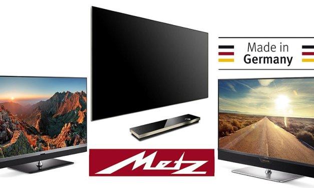 """Metz: Ein nagelneuer Wallpaper-TV """"made in Germany""""?"""