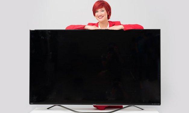 Ein IFA-Trend: TV-Hersteller schwärmen vom tiefsten Schwarz