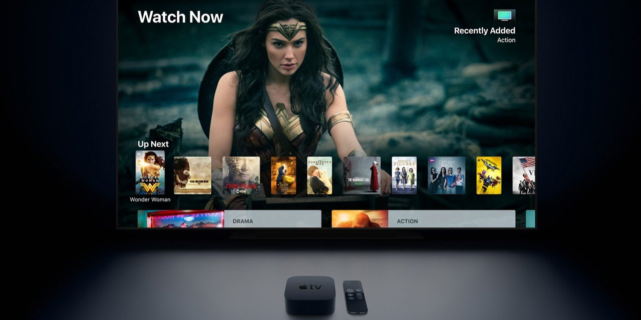 Apple TV 4K offiziell vorgestellt: 4K, HDR, Preis gestiegen