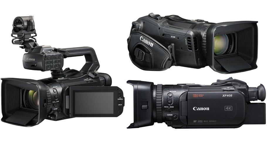 Canon bringt 4K-Profi-Camcorder mit neuem 4K-Objektiv