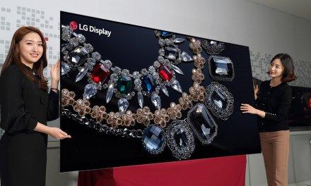 LG Display: Verkaufszahlen der OLED-TVs in Taiwan sollen sich verdreifachen
