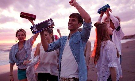 """Sony verkündet: """"Die Suche nach perfekten Party-Lautsprechern hat ein Ende"""""""