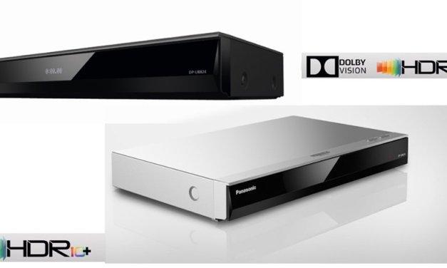 Bei Ultra HD Blu-ray Playern liebäugelt Panasonic mit Dolby Vision