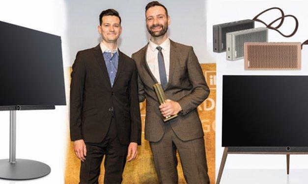 iF Design-Awards für Loewes geschickte Reduktion auf das Wesentliche