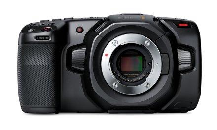 Klotzen, nicht kleckern: Blackmagic Design bringt neue 4K Cinema-Cam