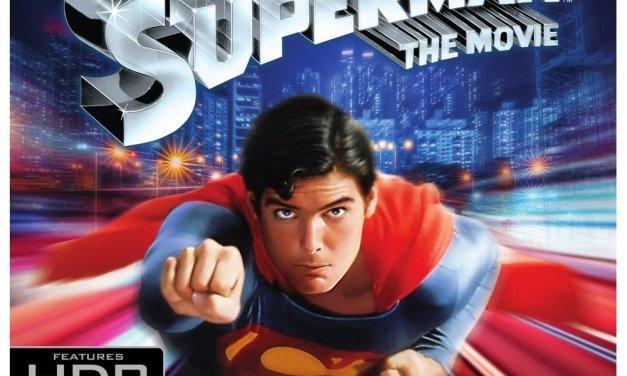 Superman: Der Film – 4K-Remastered kommt im November 2018