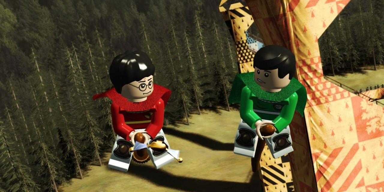 Lego Harry Potter Collection für Xbox One X in 4K erhältlich