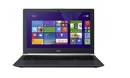 Acer Aspire V Nitro Black Edition: Gaming-Notebook mit UHD-Screen