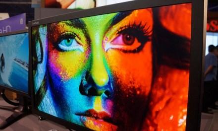 CES 2015: ViewSonic stellt 4K-, 5K- und Curved Displays vor
