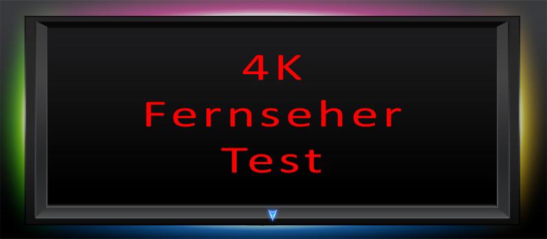 4K Fernseher Test