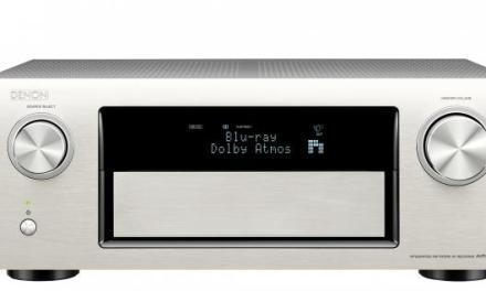Denon AVR-X4200W & X3200W AV-Receiver mit Dolby Atmos und DTS:X vorgestellt