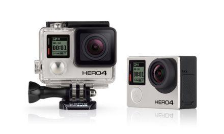 GoPro Hero4-Action Cam: Timelapse-Videos nun in 4K Ultra HD möglich