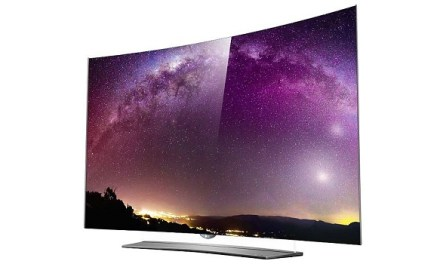 LG 55EG9609: OLED Ultra HD Fernseher offiziell vorgestellt