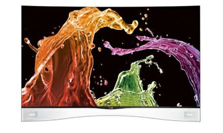 LG bringt den EA9809 Curved OLED TV nach Deutschland