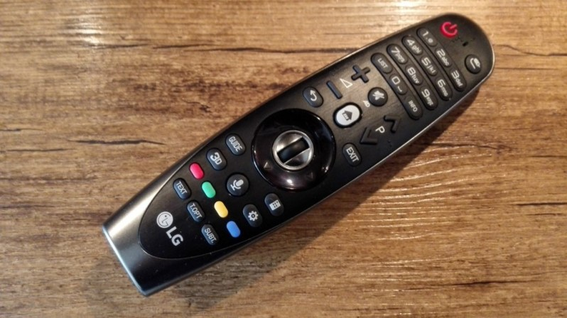 LG 55EG9609 Magic Remote