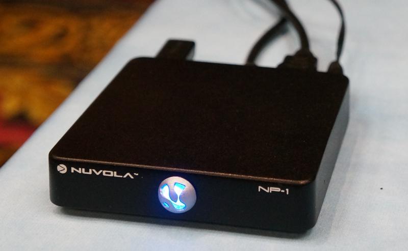 Nuvola NP-1 4K Mediaplayer