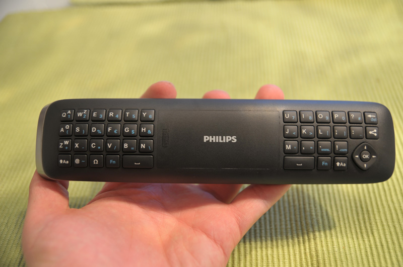Philips 65PUS9809 Fernbedienung 2