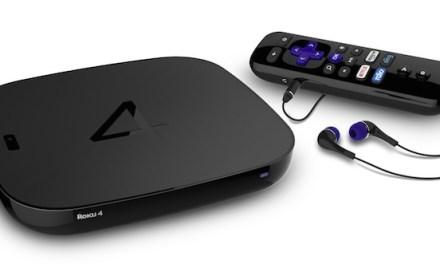 Roku 4 Ultra HD Streaming-Box mi 4K bei 60 Hz vorgestellt