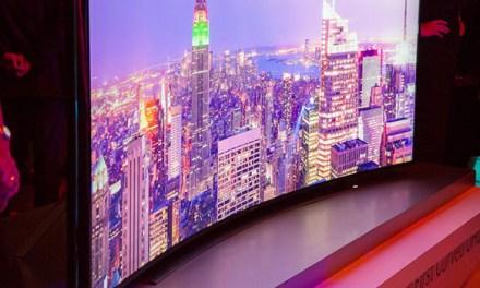 U9B Bendable UHD TV: Samsungs bringt biegbare Kurven in die USA