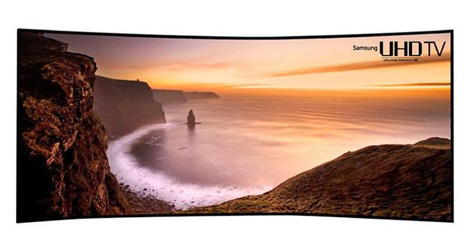 Samsung U9500 Curved UHD-TV