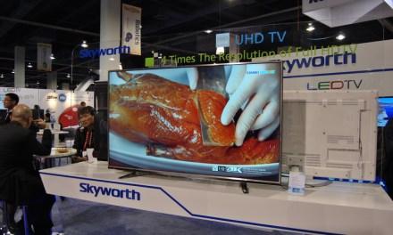 Konkurrenz für Seiki? 4K TV von Skyworth für $1453 gesichtet
