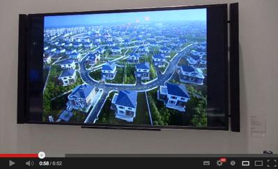 Sony 84zoll 4KTV Video