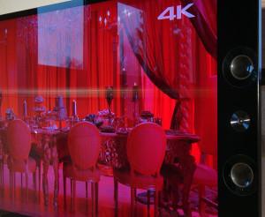 Sony X9 Lautsprecher