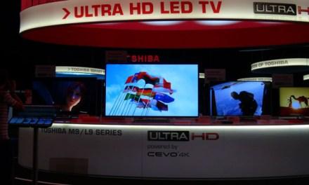 Toshiba plant Umstrukturierung mit Fokus auf Ultra HD Fernseher