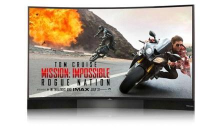 TCL S88 Ultra HD Curved TV mit Harmon/Kardon Sound ab sofort vorbestellbar