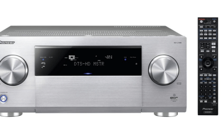 Pioneer SC-LX88, 78 und 58: Mehrkanal-Receiver mit 4K Ultra HD