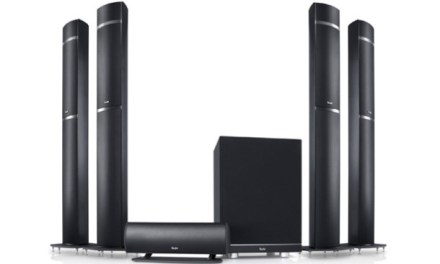 Teufel LT 5 Surround Sound Anlage nun mit Dolby Atmos